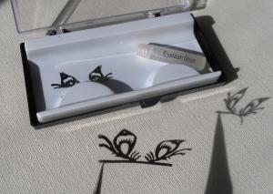 Silhouette per ciglia - categoria di seconda .... design 1