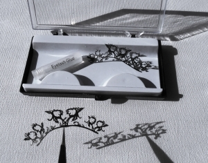 Silhouette per ciglia - categoria di seconda  .... design 5