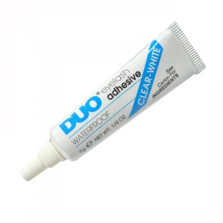 9 ml di colla waterproof per pelle per ciglia a strisce e sopracciglia finte