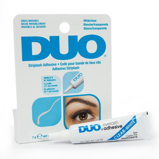7 ml di colla waterproof per pelle per ciglia a strisce e sopracciglia finte