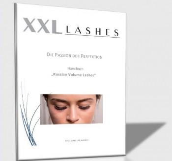 """Manuale Formativo di XXL Lashes """"Tecnica Volume Russo"""", Formazione Tecnica Ciglia xD"""