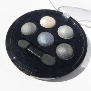 Mineral Baked Eyeshadow – Pressed Eyeshadow con Minerali - nero