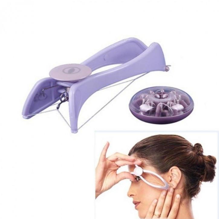 Epily - Epilatore a Filo per rimozione naturale dei peli – epilatore a filo di cotone, epilatore peli, threading peli, epilazione facciale