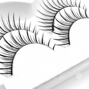 Ciglia finte in strisce – Design 3