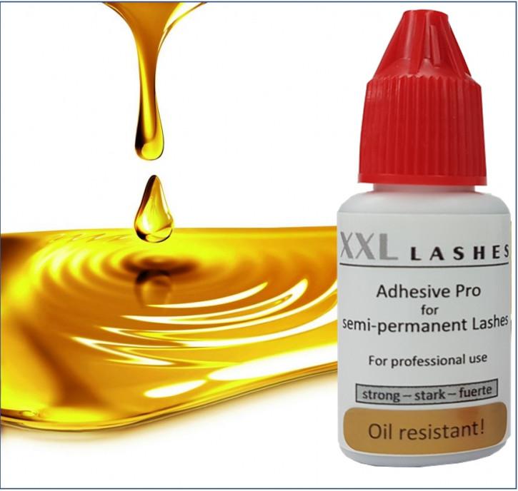 """L'adesivo per ciglia XXL Lashes """"Pro"""" - resistente agli olii, impermeabile, vegan"""