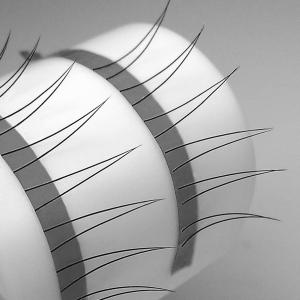 Ciglia A - C Curl, 7-13 mm