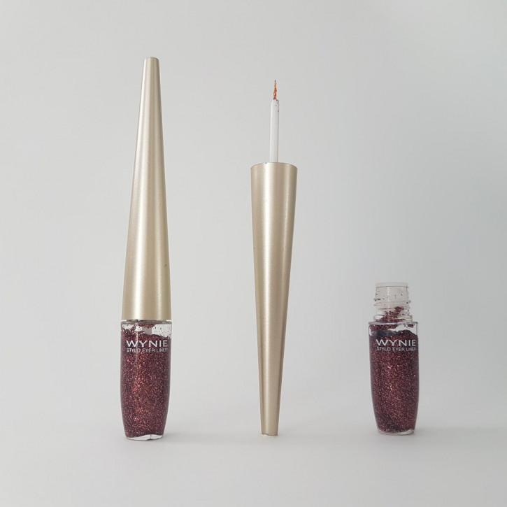 Glitter Eyeliner per il luccichio di festa make-up - oro