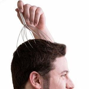 Massaggia-testa, per regalarti dei piacevoli brividi