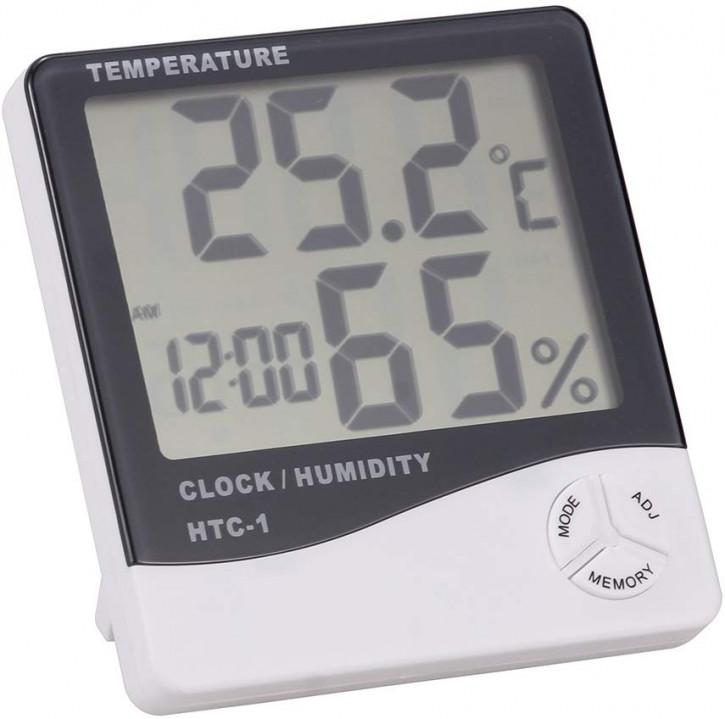 Termometro e igrometro digitale