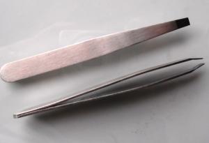 Pinzette di precisione per sopracciglia