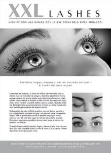 "100 Stk. Promotion Flyer A5 - ""faccia"" - spagnolo"