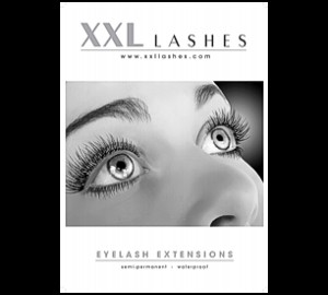 1 XXL Lashes Poster A3 (297 × 430 mm)