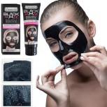 Maschera detergente nera Sensinity per impurità cutanee e punti neri, 130 ml