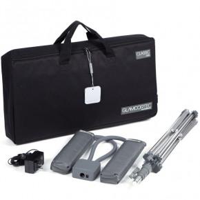 GLAMCOR Classic Elite Kit - Doppia lampada flessibile HD Daylight LED