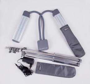 GLAMCOR Elite - Doppia lampada flessibile HD Daylight LED