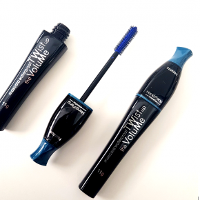 Mascara blu, impermeabile, mascara per aggiungere volume con colore intenso