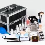 XXL Lashes Pro Kit, attrezzatura di base completa per estensioni delle ciglia e stilisti di ciglia