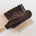10x Pettine per ciglia con denti in acciaio inox - [2a qualitá]