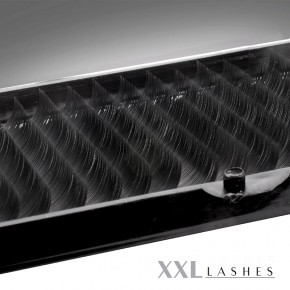 Magic Volume Lashes | D-Curl | Diametro 0,07 mm | Lunghezza 12 mm